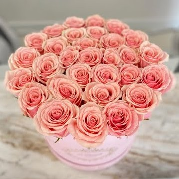 orlando pink flowers delivery