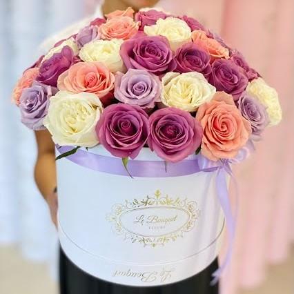 colored roses orlando