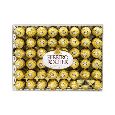 Ferrero Rocher Bouquet With Flowers