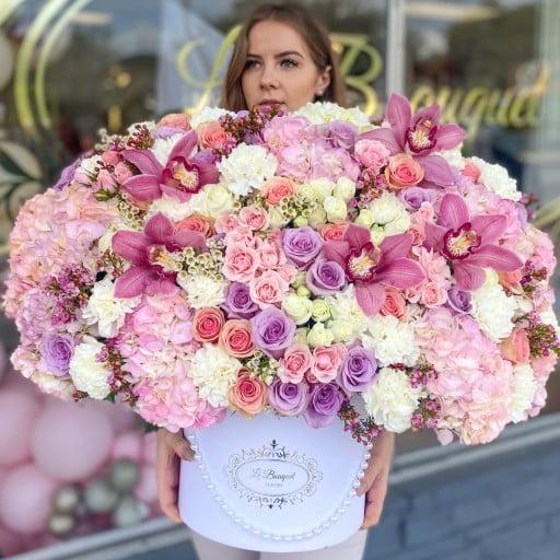 Huge Floral Arrangement Orlando FL