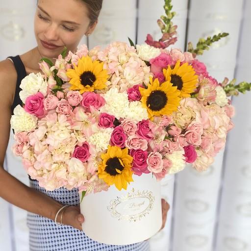 large floral arrangement delivery orlando