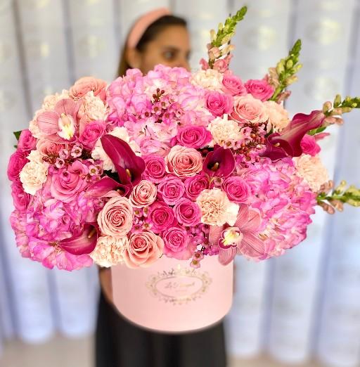 large floral arrangement orlando fl