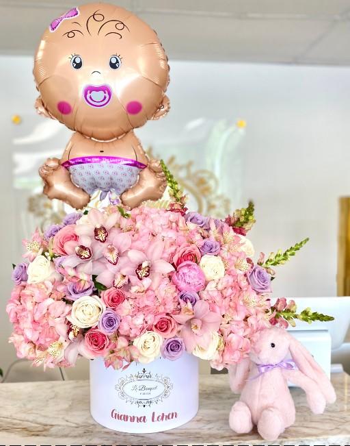 orlando floral bouquet