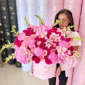 pink passion flowers orlando fl