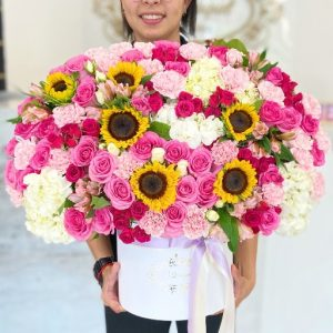 colorful flower bouquet orlando C