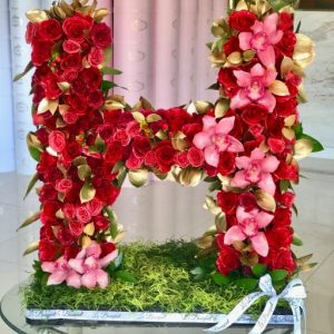 floral letters delivery orlando fl