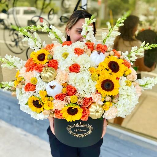 Fall Floral Arrangement Orlando