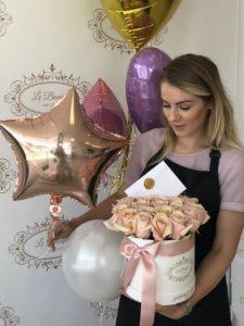 Birthday Flower Bouquet Delivery Orlando