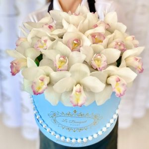 orchid flower arrangement orlando