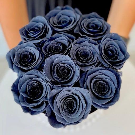 Blue Everlasting Roses Orlando
