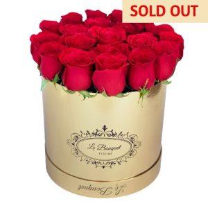 Classic Gold Roses Orlando