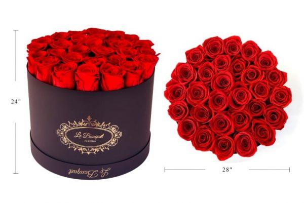 Large Everlasting Roses Orlando
