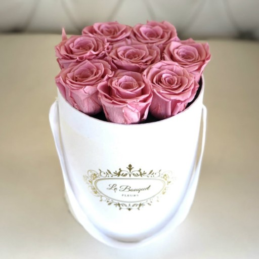 Mini Pink Everlasting Roses Orlando