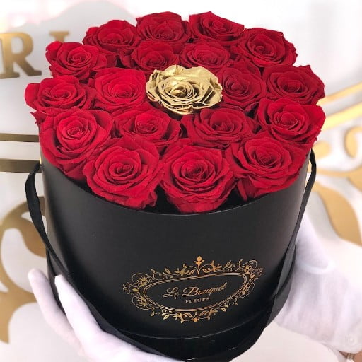Orlando Red Roses Everlasting