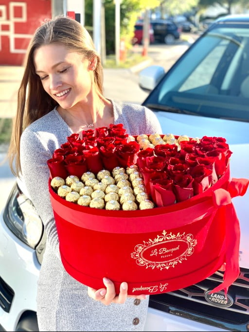 Chocolates Flowers Delivery Orlando