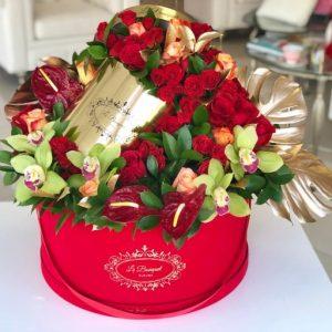 For Him Floral Arrangement Orlando