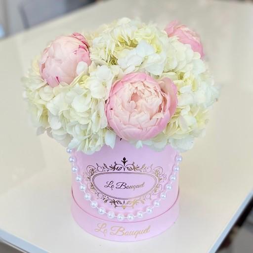 orlando peonies floral arrangement