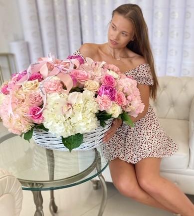 Windermere Flower Baskets