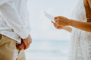 writing your own wedding vows orlando