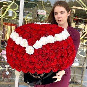 large rose bouquet orlando