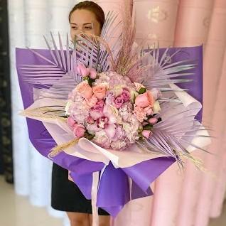 large flower bouquet orlando