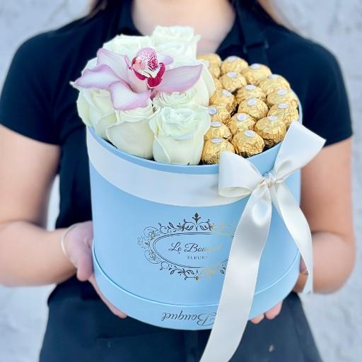 flowers and chocolates arrangement orlando