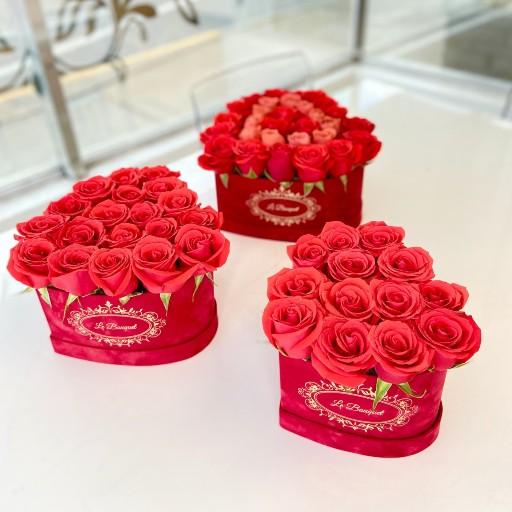 Roses Heart Box Orlando