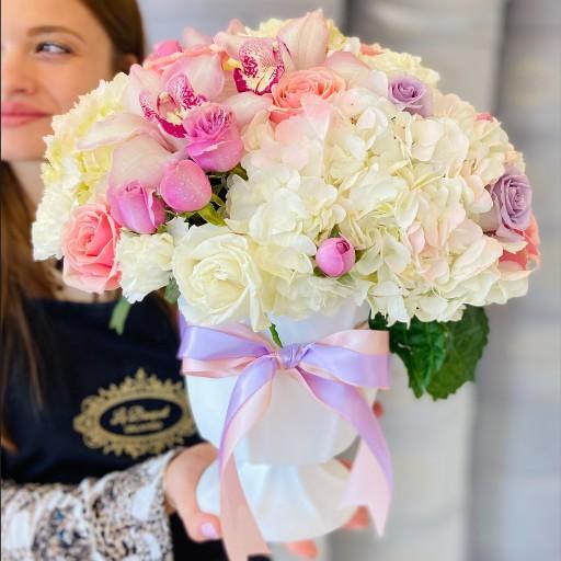 spring floral arrangement orlando