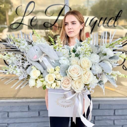 Custom Flower Arrangement Orlando