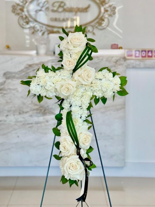 Sympathy Floral Arrangement Orlando